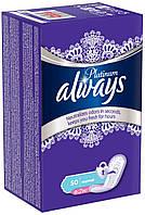 Ежедневные гигиенические прокладки Always Platinum Collection Deo Normal 50 шт.