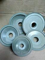 Алмазная 100% заточная чашка Полтава(12А2-45°) 150*10*3*40*32(200/160,250/200)