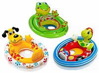 Детский надувной круг плотик 59570 Intex