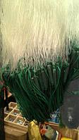 Сеть рыболовная трехстенка (вшитый груз, леска) 100 м ячейка 60