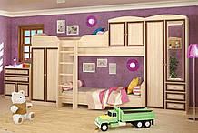 Модульная мебель для детской комнаты «Дисней» №1