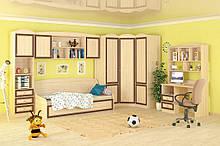 Модульная мебель для детской комнаты «Дисней» №2