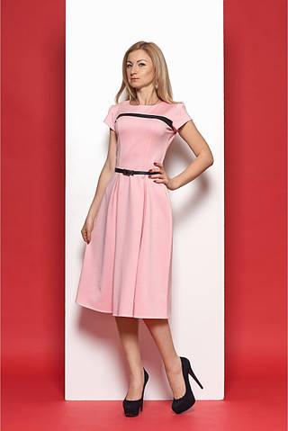 830083a0fed Очень привлекательное платье-миди в стиле ретро от оптово-розничного ...
