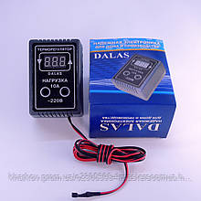 Терморегулятор универсальный двухпороговый, цифровой