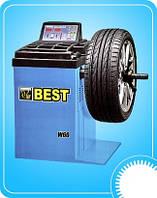 Полуавтоматический балансировочный станок Best W60, фото 1