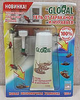 Гель от тараканов и муравьев  Global
