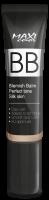 Тональный крем Maxi Color BB Blemish Balm - №3 Солнечный Беж