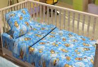 Постельное белье Kids Dreams Подводное приключение новорожденным
