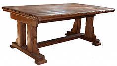 Столы деревянные состаренные для дома, ресторана, бара