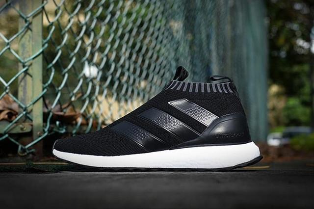 """Кроссовки Adidas Boost Ultra Mid """"Black/White"""" купить в интернет-магазине skyked"""