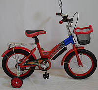 Детский велосипед Rueda GALLOP - 16 дюймов. красный.
