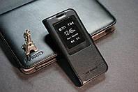 Чехол книжка NOKIA 230 Dual SIM RM-1173   цвет черный