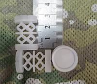 Пыж пластиковый 32г. 12к (100шт.)