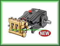 Насосы плунжерные высокого давления HAWK серии GXT Standard Pumps