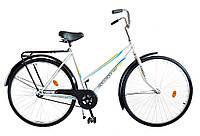 """Велосипед 28"""" УКРАИНА LUX, модель 65 (Белый)"""