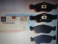 Задние тормозные колодки MERCEDES-BENZ SPRINTER, G-CLASS, LT  до 2005г.