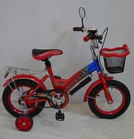 Детский велосипед , Rueda GALLOP - 12 дюймов (14,16,18) красный