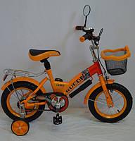 Детский велосипед , Rueda GALLOP - 12 дюймов (14,16,18) оранж.