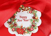 "Бирка ""Happy New Year!"""