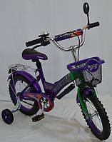 Детский велосипед Rueda GALLOP - 14 дюймов (12,16,18)