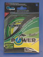 Шнур, плетенка, мононить Power (0.12mm)