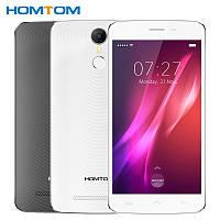 "Смартфон Homtom HT27, 2sim, экран 5,5"" IPS, 5/2Мп, 1/8Gb, 3000mAh, 3G, 4 ядра, Сканер отпечатков, Android 6.0"