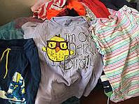 Детская одежда секонд хенд лето 0 до 10 лет, 2 сорт микс