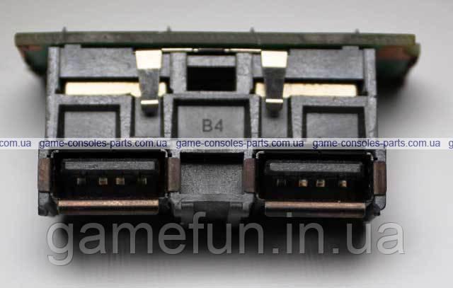 PS4 USB разъем порт CUH-10xxA\B \ CUH-11xxA\B