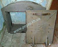 Дверка котла (чугунное литье) 110 кг., фото 1