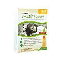 Капли для собак 7-18 кг от блох и клещей СЕНТРИ НАТУРАЛЬНАЯ ЗАЩИТА , SENTRY Natural Defense