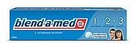 """Зубная паста Blend-a-med """"3 Эффект Деликатное отбеливание"""" 100 мл"""