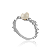 Серебряное кольцо ВЕРОНА 925 пробы