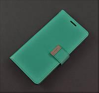Чехол Rich Diary для Meizu M5 мятный