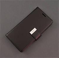 Чехол Rich Diary для Meizu M5 черный