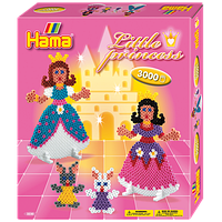 """Термомозаика Большой набор """"Маленькая принцесса"""", Hama"""