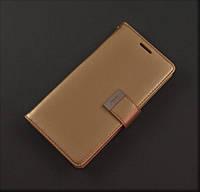 Чехол Rich Diary для Meizu M5 золотистый