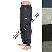 Мужские трикотажные брюки 4016m оптом со склада в Одессе