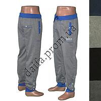 Мужские трикотажные брюки 5-504 оптом со склада в Одессе
