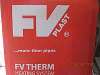 Труба на теплый пол из сшитого полиэтилена 16 FW PLAST Чехия 16/2.0