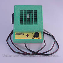 Терморегулятор для лампового инкубатора ТБ1500