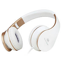Наушники складные Sound Intone I65 Super Bass White