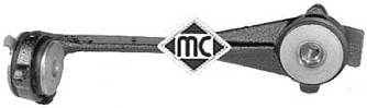 Кронштейн підвіски передньої балки на Renault Trafic 2001-> L (лівий, спереду) - Metalcaucho - MC05311
