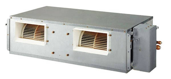 Канальная сплит система Sensei SD-48TW/S-48TW, фото 2