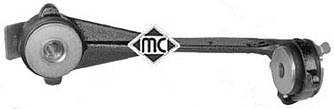 Кронштейн підвіски передньої балки на Renault Trafic 2001-> R (правий, спереду) — Metalcaucho - MC05312