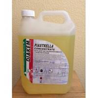 Средство для чистки ванной комнаты и туалетов щелочной Piastrella DIAKEM 5 л