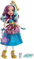 Ever After High Мэделин Хэттер Клуб могущественных принцесс Powerful Princess Tribe Madeline Doll