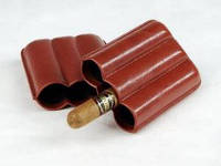 Футляр для 3-х сигар