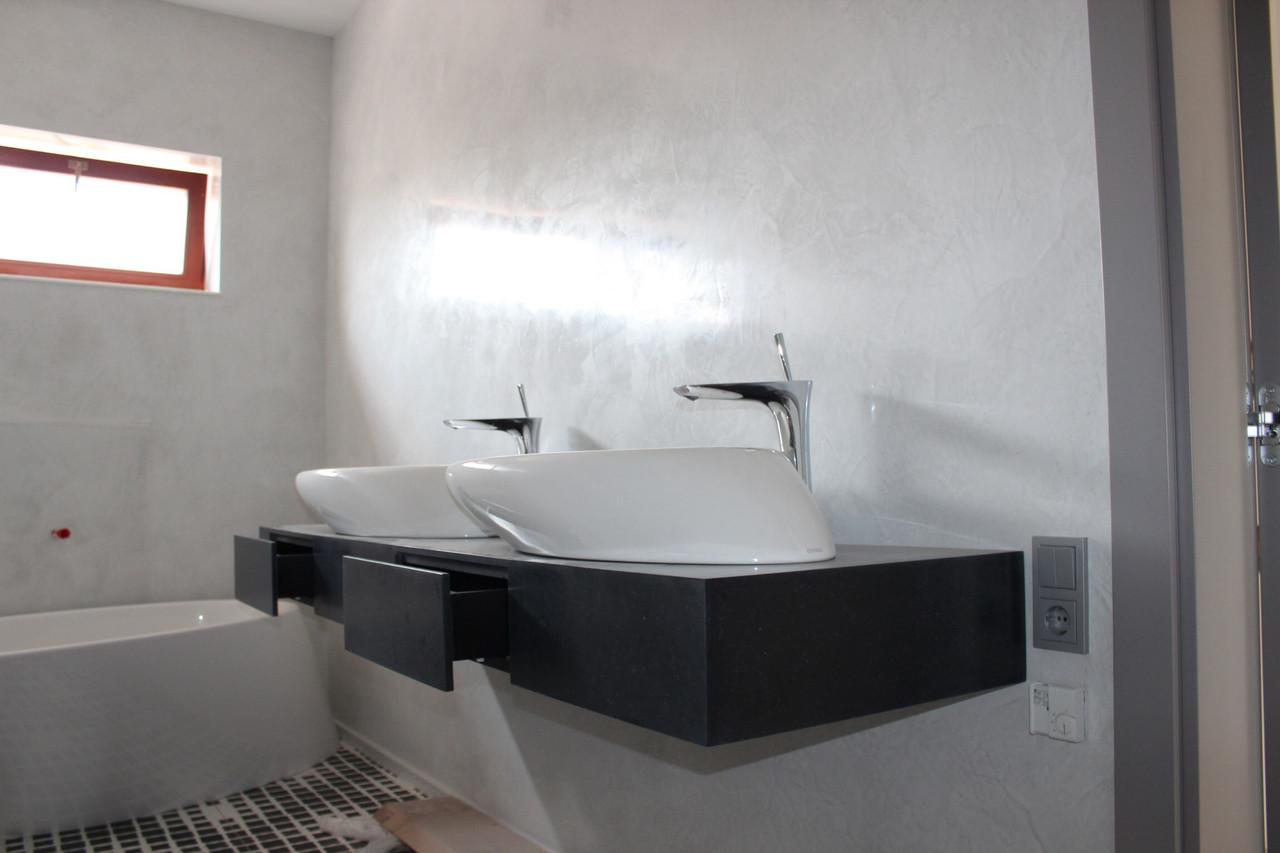 Столешница в ванную комнату - RealStone в Харькове