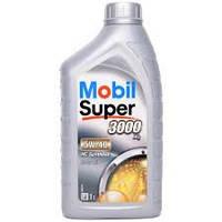 Масло Мобил Супер 3000 5w40 1л