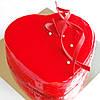 Торт ко Дню влюбленных